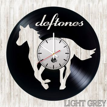 DEFTONES VINYL RECORD WALL CLOCK SUPERB DECOR IDEA