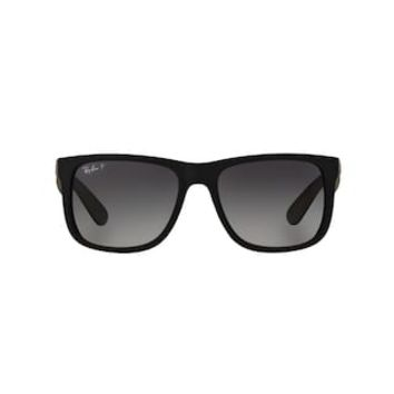 Ray-Ban Justin RB4165 55mm Rectangle Polarized Sunglasses | null