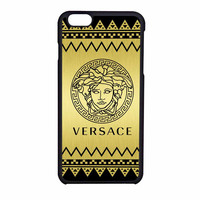 Versace Chevron Gold Edition iPhone 6 Case