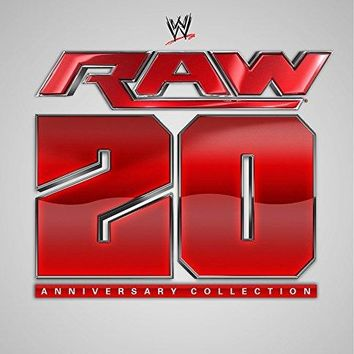 Various & World Wrestling - WWE: RAW: 20th Anniversary: The 20 Greatest Episodes Uncut & Unedited