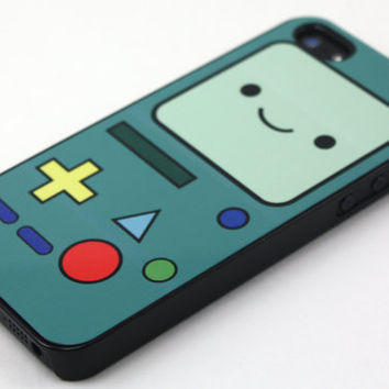 Adventure Time BMO iPhone 5 Case by killerduckdecals on Etsy