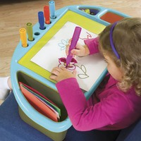 You Hue Kids Art Lap Desk Tray