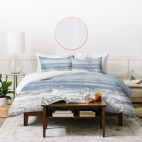 Lisa Argyropoulos Crystal Blue Duvet Cover