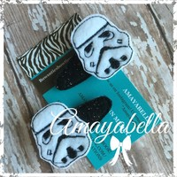 Storm Trooper clippie set
