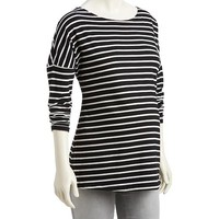 Old Navy Maternity Striped Tee