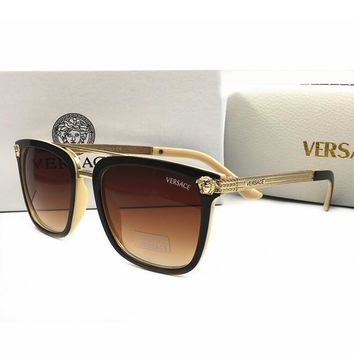 Day-First™ Versace Women Fashion Popular Summer Sun Shades Eyeglasses Glasses Sunglasses