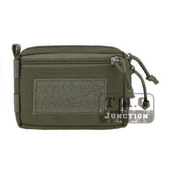 Emerson Tactical MOLLE Plug-in Debris Waist Bag EmersonGear Accessory Utility Pouch EDC Bag Combat Military Equipment Gear Pack