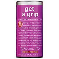 get a grip - No. 4 Herb Tea for PMS
