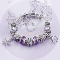 Shiny Hot Sale Great Deal Awesome Stylish New Arrival Gift Princess Noctilucent Innovative Alloy Accessory Bracelet [10893371983]