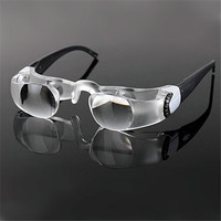 MaxTV Binocular TV Screen Magnifying Glasses Focusing Glasses Magnifier for Low Vision