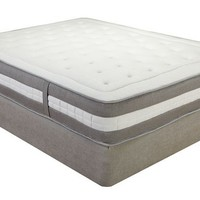 "Trinidad 10.5"" Hybrid Innerspring Memory Foam & Pocketed Coil Mattress - Mattress Firm - Mattress Firm"