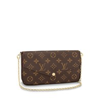 Products by Louis Vuitton: Pochette Felicie