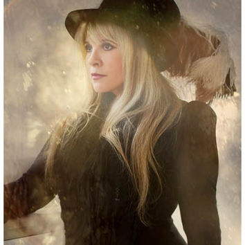 Stevie Nicks Fleetwood Mac Portrait Poster 11x17