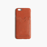 Leather Card Case for iPhone® 6