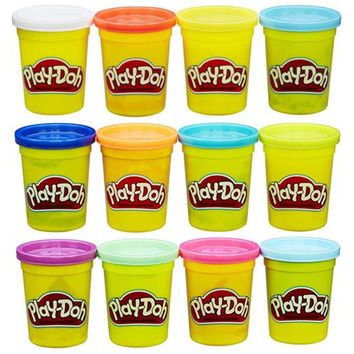 Play-Doh Classic Colors Case Wave 1
