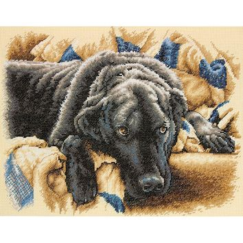 """Guilty Pleasures (14 Count) Dimenisons Counted Cross Stitch Kit 14""""X11"""""""
