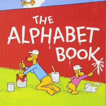 The Alphabet Book Bright and Early Books