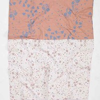 Lena Corwin X UO Confetti Throw Blanket- Cream One