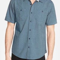 Men's Ezekiel 'Hanger' Trim Fit Woven Shirt