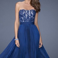 Prom Gown by La Femme