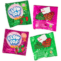 Charms Christmas Blow Pop Minis Snack Size Packs: 30-Piece Bag
