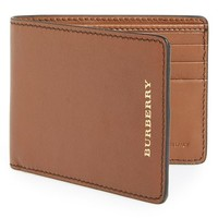 Men's Burberry Calfskin Wallet