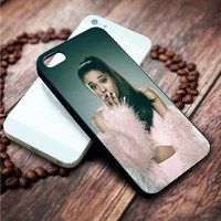 Ariana Grande. custom case for iphone 4/4s 5 5s 5c 6 6plus case and samsung galaxy s3 s4 s5 s6 case