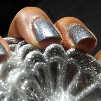 Ice Dancer Nail Polish from Party Time Collection (Christmas & Hanukkah)