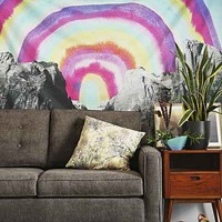 Magical Thinking Rainbow Mountain Tapestry- Multi One