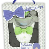 RuggedButts | LS Tuxedo Lime 2-Pc Gift Set - Coming Soon!