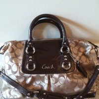 COACH SATCHEL, F15443, RETAIL 298.00