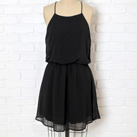 Jillian Chiffon Dress