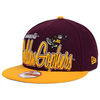 Minnesota Golden Gophers NCAA Team Script 9FIFTY Snapback Cap
