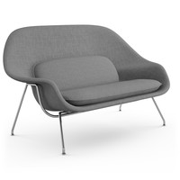 Womb Settee | Knoll