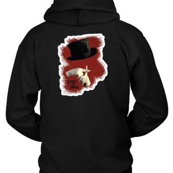 MDIG1GW Panic At The Disco Fan Art Hoodie Two Sided