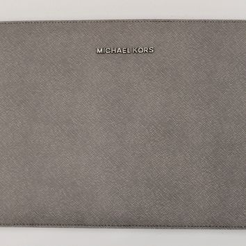Michael Kors Grey Laptop Case