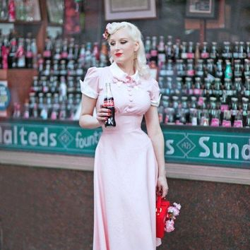 Cecil Soda Pop Swing Dress  - Free Custom Sizing