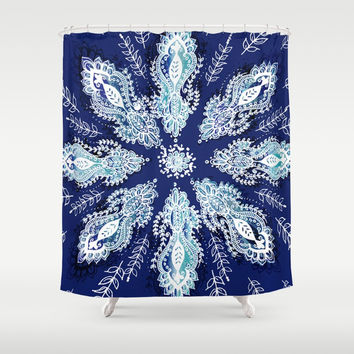 Beautiful Soul Shower Curtain by rskinner1122