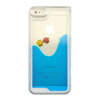 Aqua Fish Phone Case iPhone 5/5s 6 from milkball