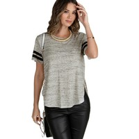 Natural Athletic Tee