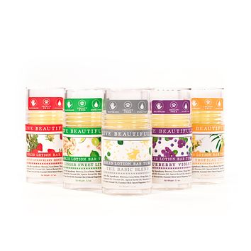 Lotion Bar Variety Pack - Choose 2