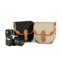 Portable Digital SLR Camera Shoulder Bag