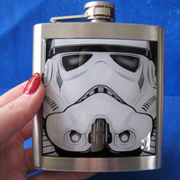 Stormtrooper Liquor Hip Flask
