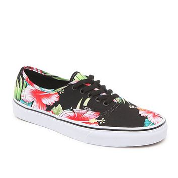 Vans Authentic Hawaiian Floral Shoes - Mens Shoes - Floral