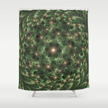 Camouflage Shower Curtain by Awesome Palette | Society6