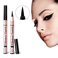 Black Eye Liner Makeup Waterproof Cosmetic Liquid Eye Pencil