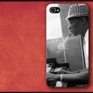 Nat King Cole Phone Case iPhone Cover