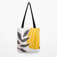 Calabassa #society6 #buyart #decor Tote Bag by mirimo