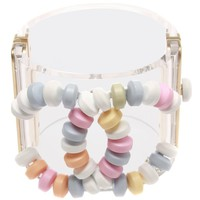 Sweet Candy Signature CC Cuff Multi Color Lucite Bracelet