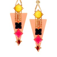 ASOS Gem Drop Earring